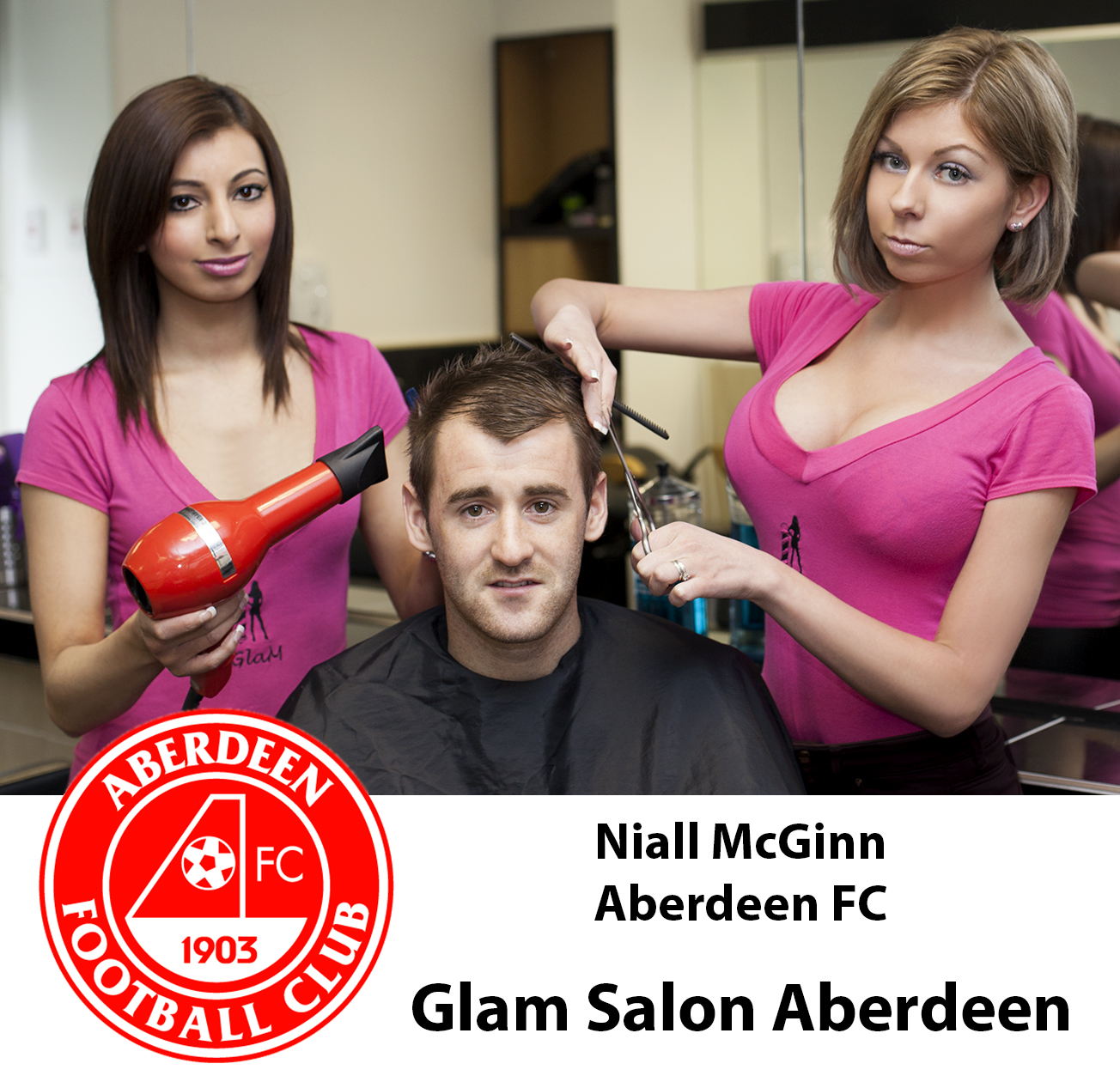 Glamsalon gents barbers ladies hair and beauty for Aberdeen beauty salon